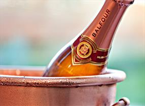 Balfour Brut in Copper Cooler | Balfour Brut in Copper Cooler