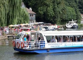 Kentish Lady River Boat Trips | Maidstone