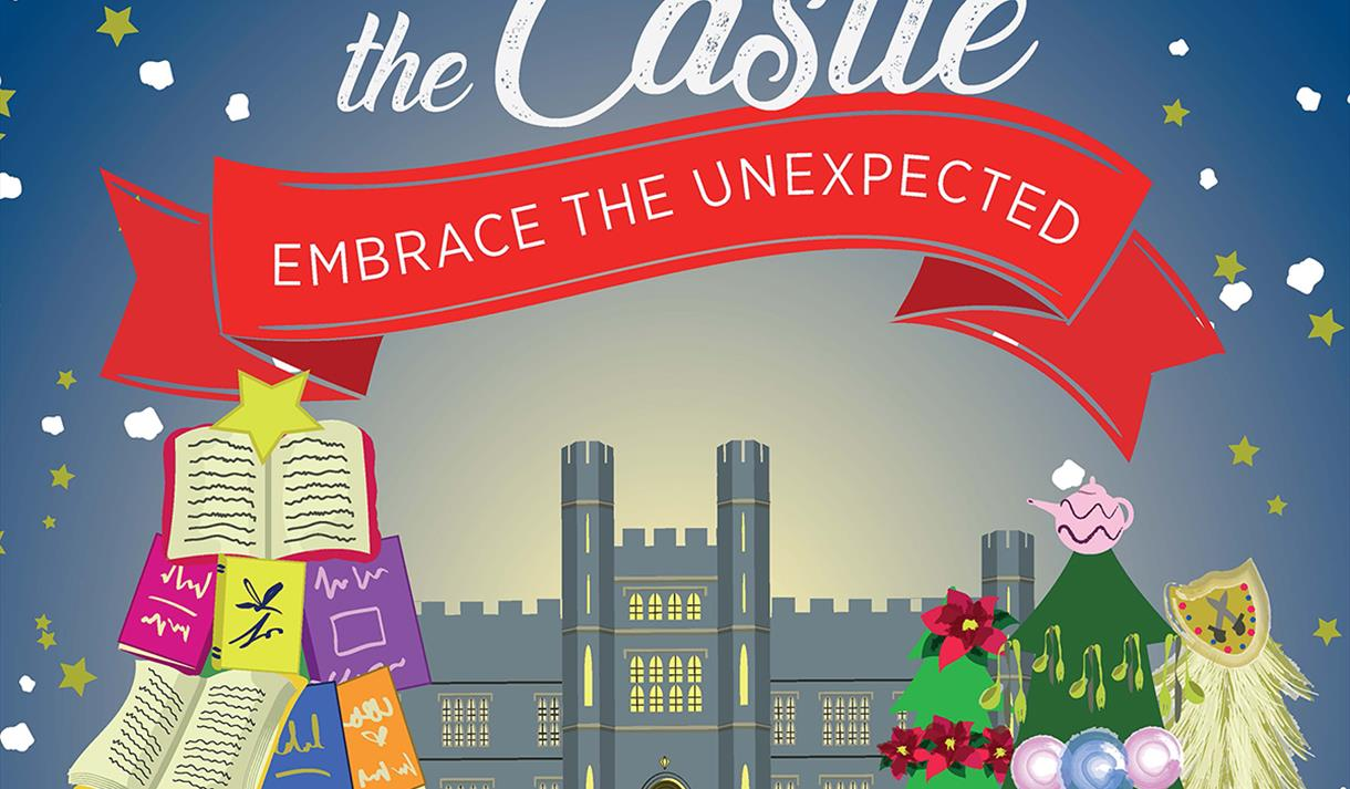 Embrace the Unexpected at Leeds Castle Christmas 2020