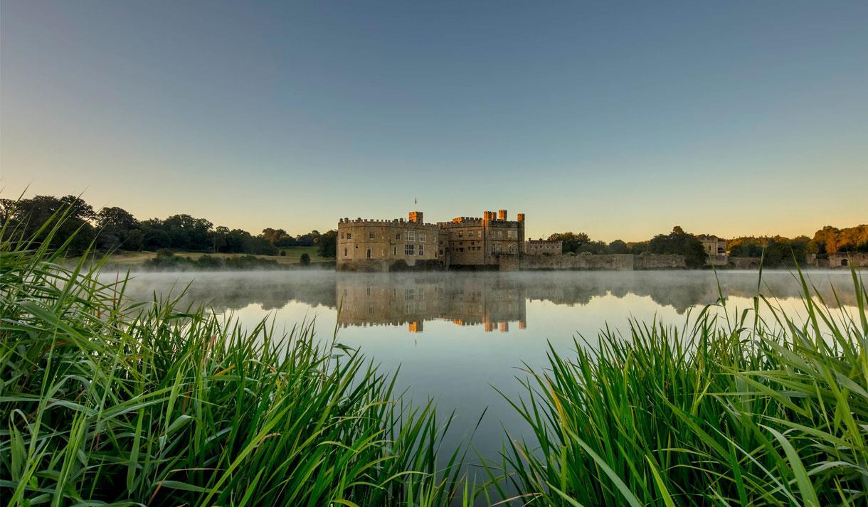 Leeds Castle - Castle / Fort in Maidstone, Maidstone - Visit