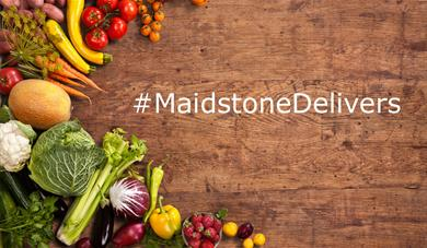 #Maidstone Delivers logo