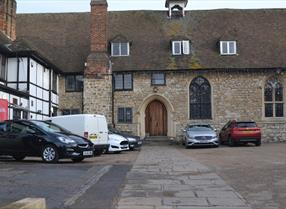 Car Hire Maidstone | Corpus Christi Hall