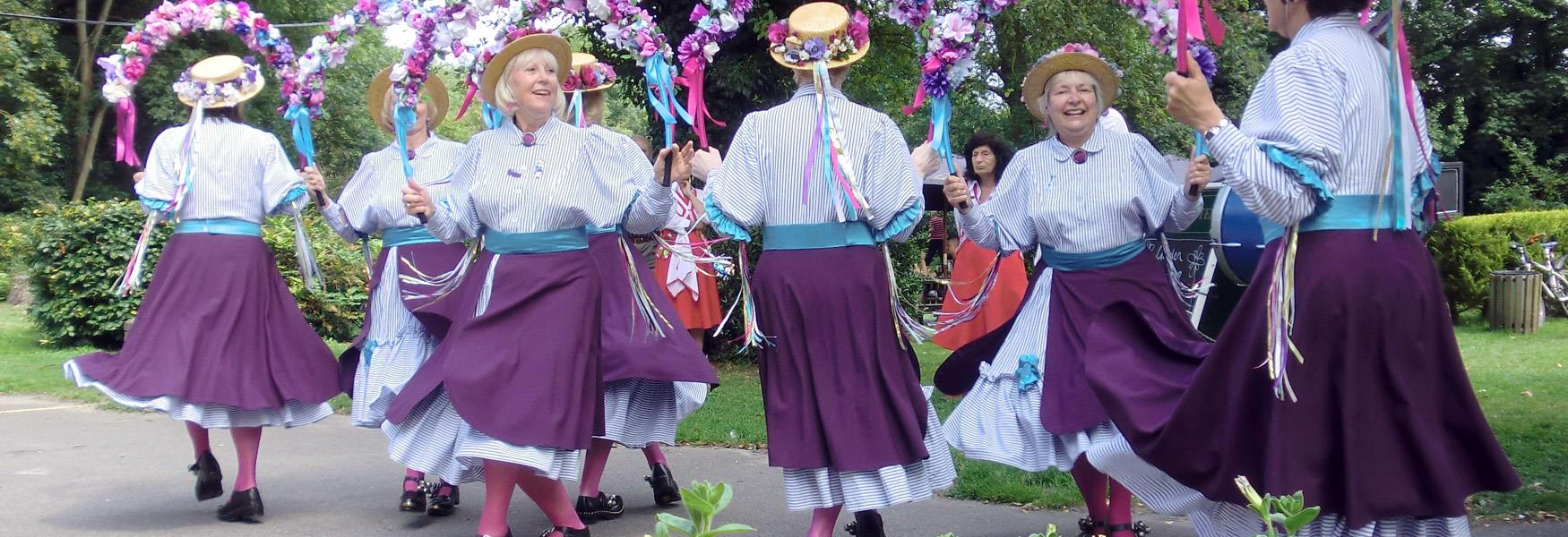 Kettlebridge Clog Dancers