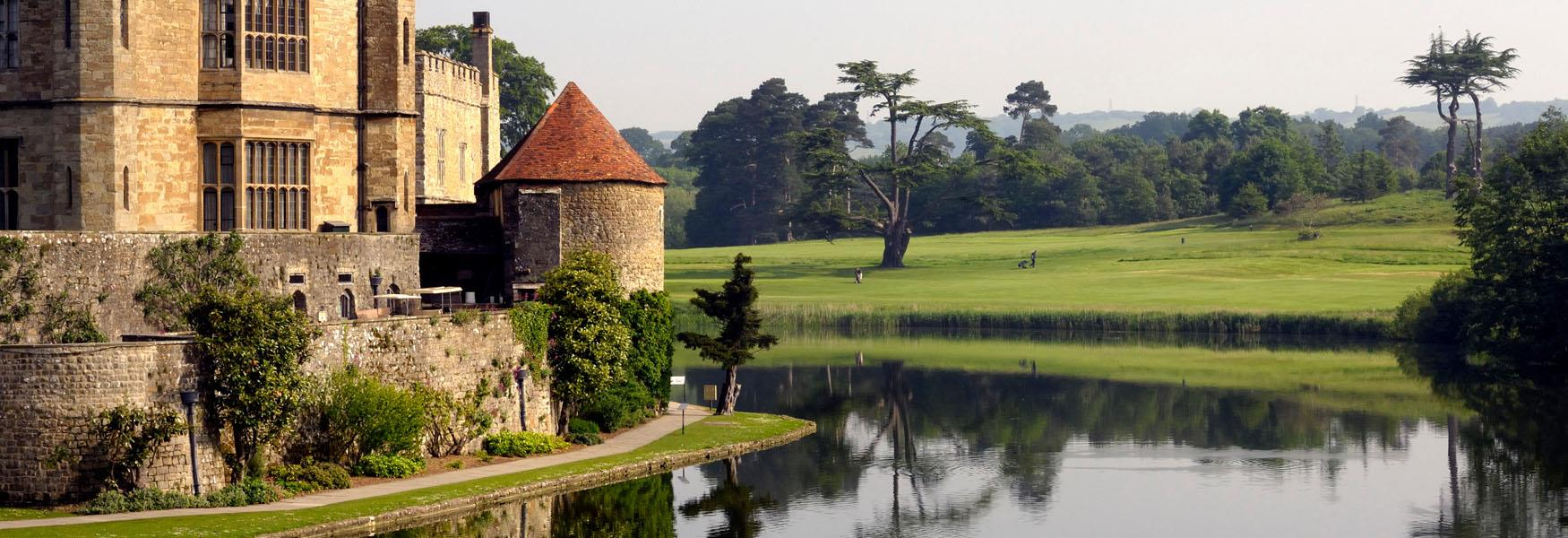 Leeds Castle's Award Winning Golf Course