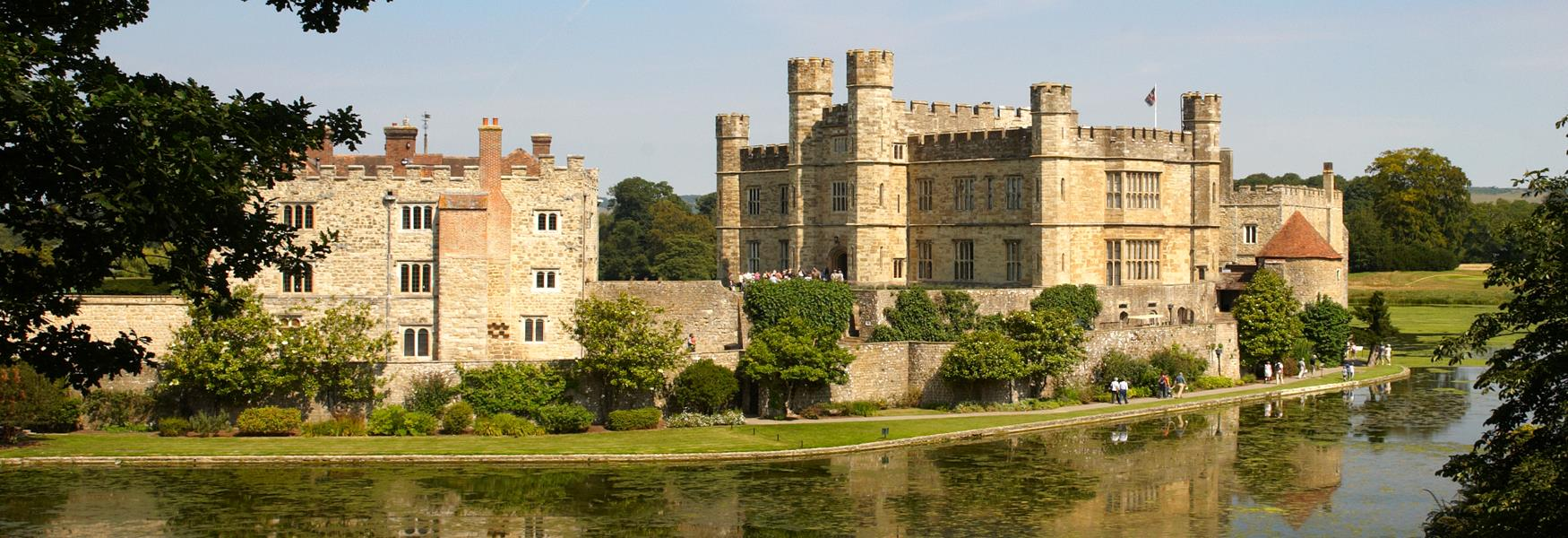 Leeds Castle -  a wonderful day out