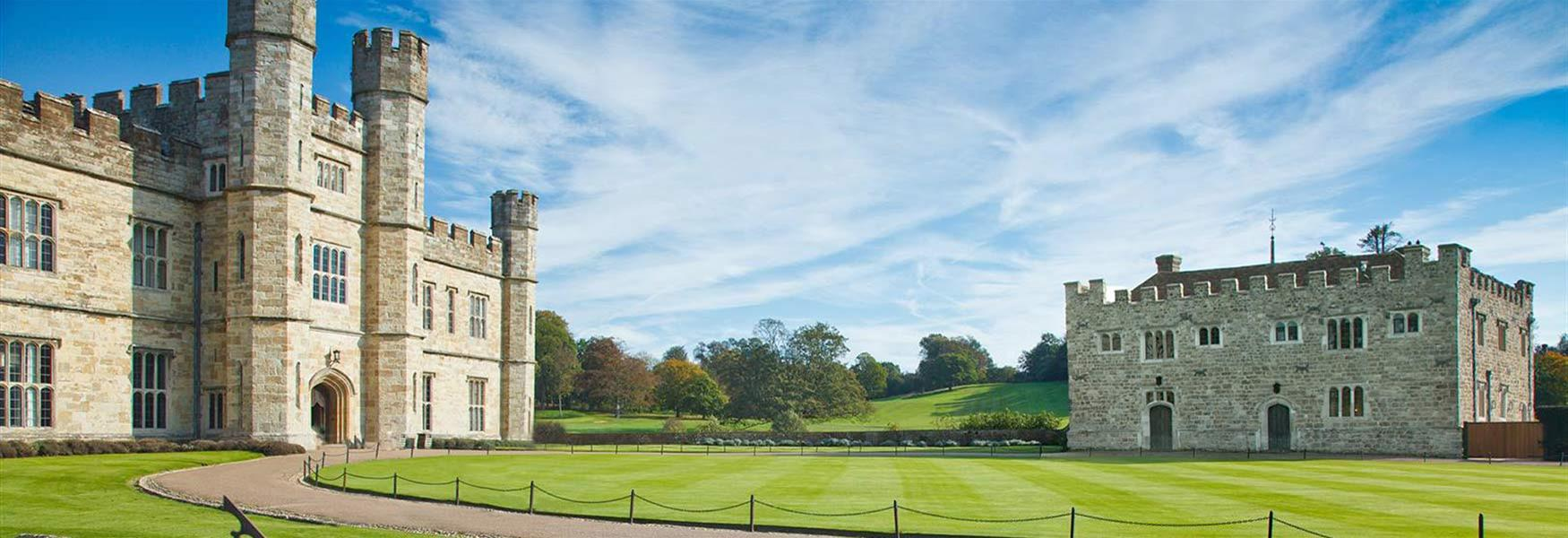 Discover history at Leeds Castle