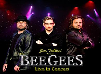 Jive Talkin' Perform The Bee Gees