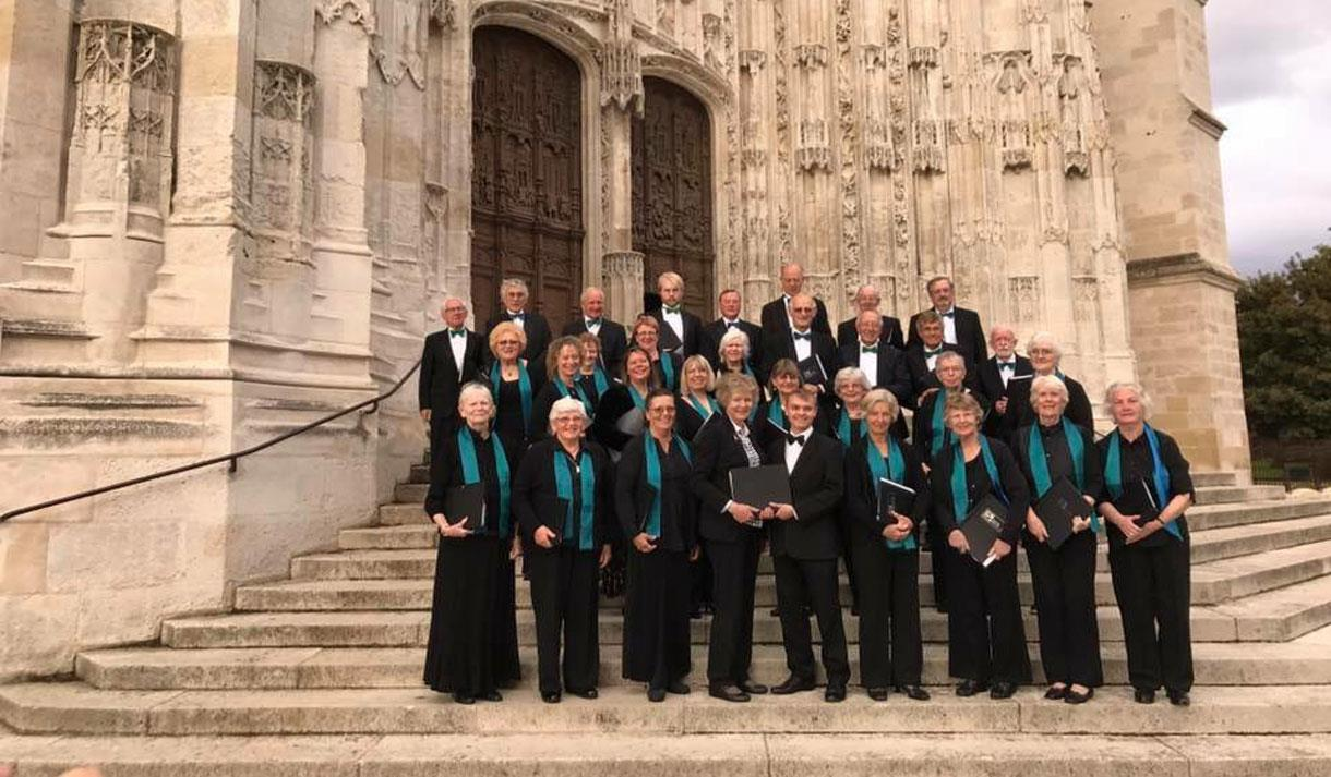 Summer Promenade Concert by Maidstone Choral Union.