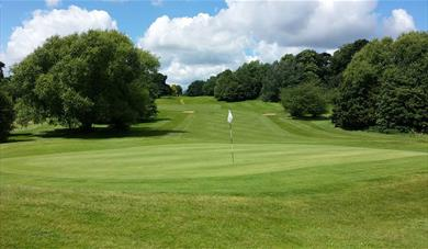 Cobtree Manor Park Golf Course