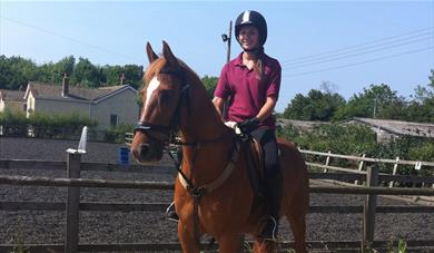 Horse Riding - Coldblow Riding School