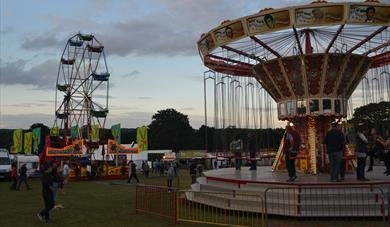 Henry Forrest Fun Fair at Mote Park