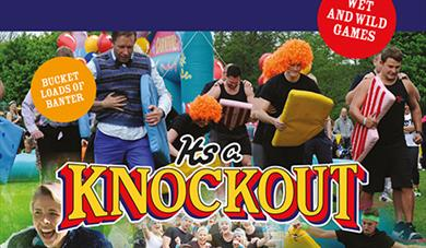 It's A Knockout for Heart of Kent Hospice