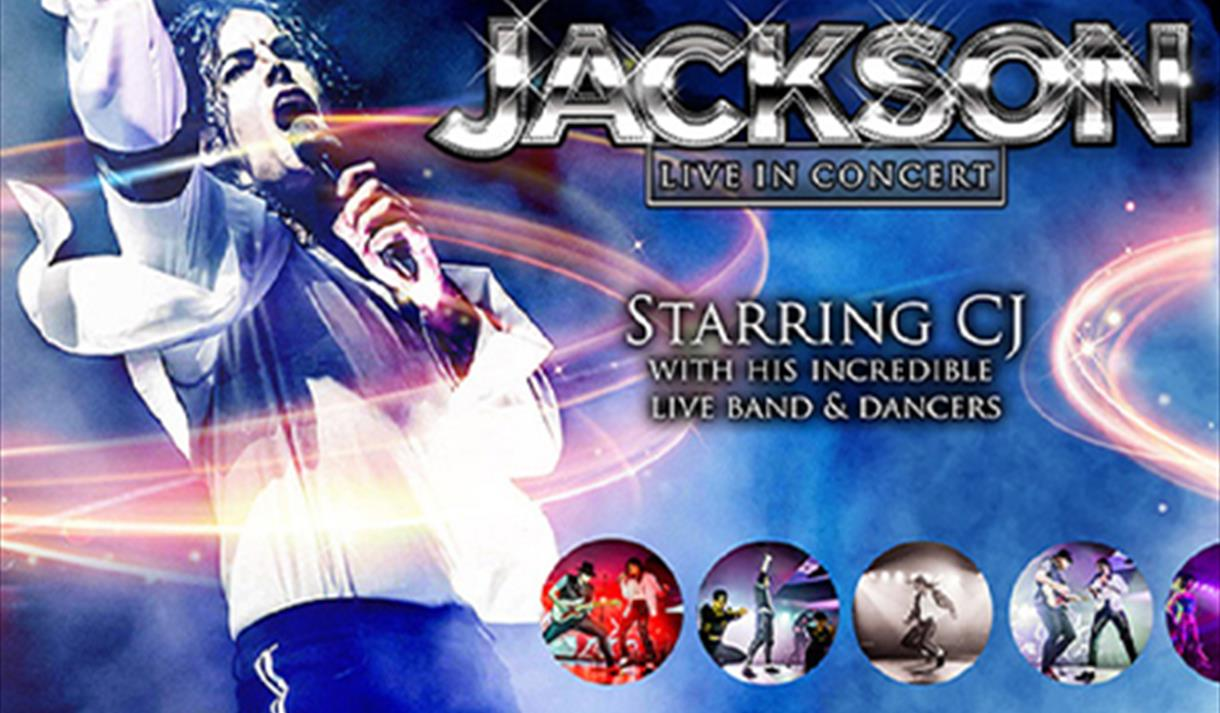 Jackson: Live in Concert