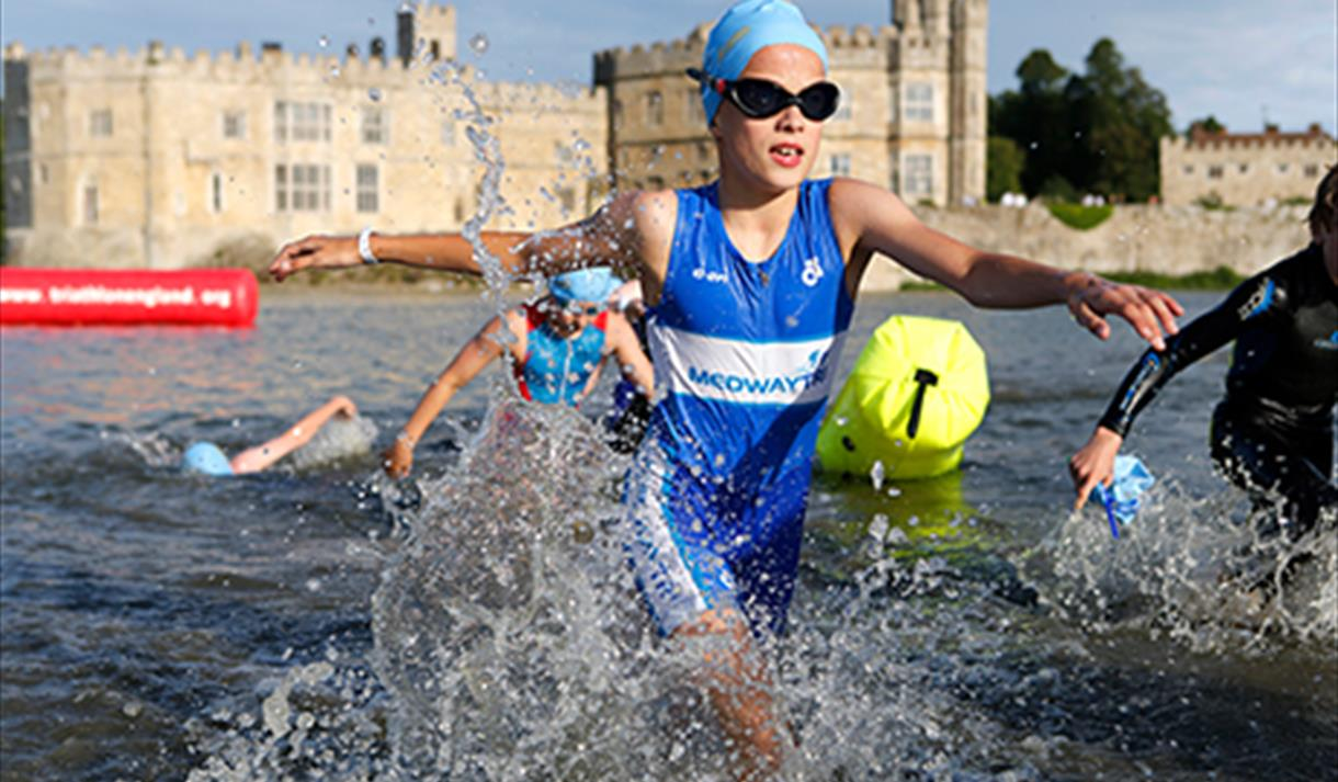 Junior Aquathlon