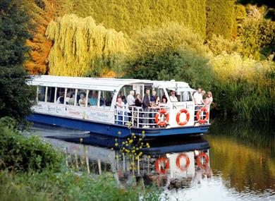 Riverboat Cruise on the Kentish Lady for the Kent MS Therapy Centre