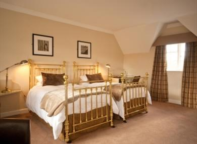Twin Room Leeds Castle B&B