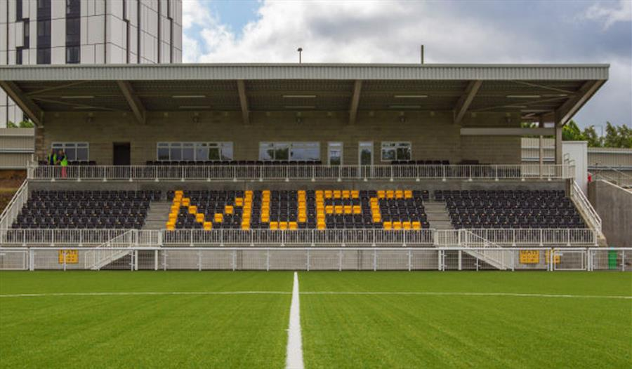 Gallagher Stadium, home of Maidstone United