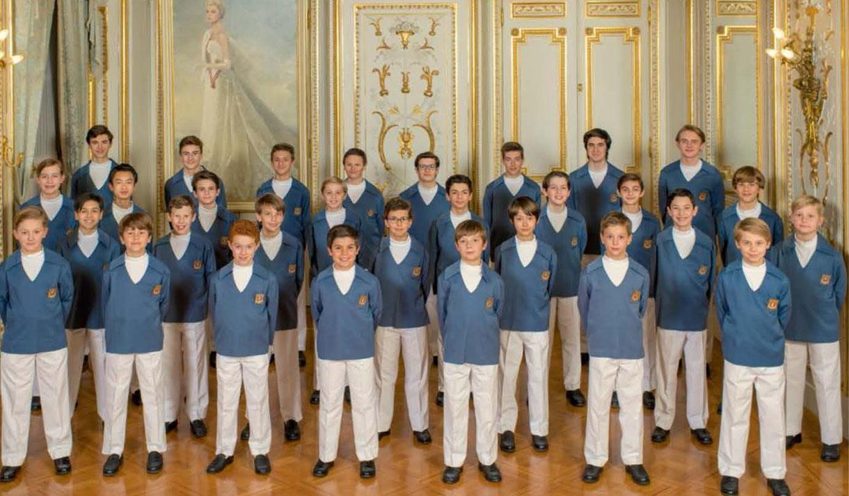 World renowned, Monaco Boys Choir is performing at All Saints Church, Maidstone.