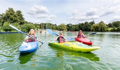 Mote Park Watersports Centre