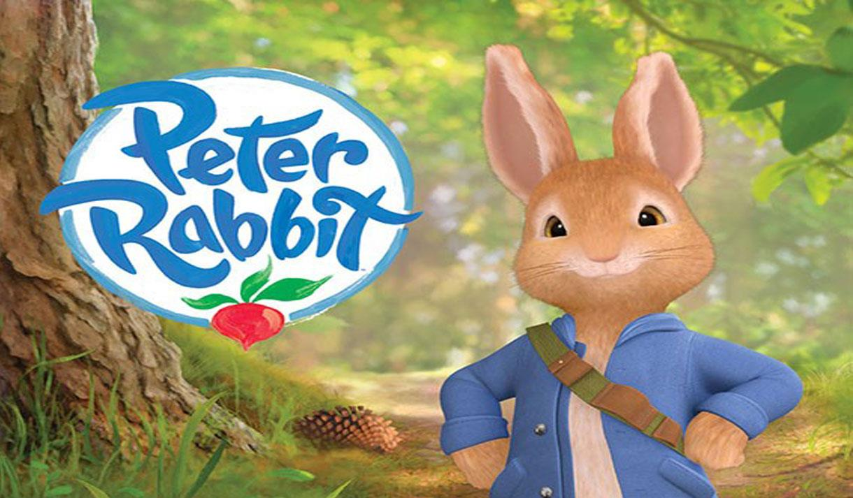 Peter Rabbit comes to Kent Life for the first time for family fun!
