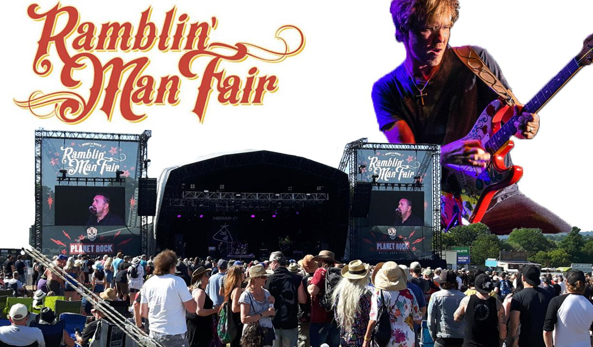Ramblin Man Fair!