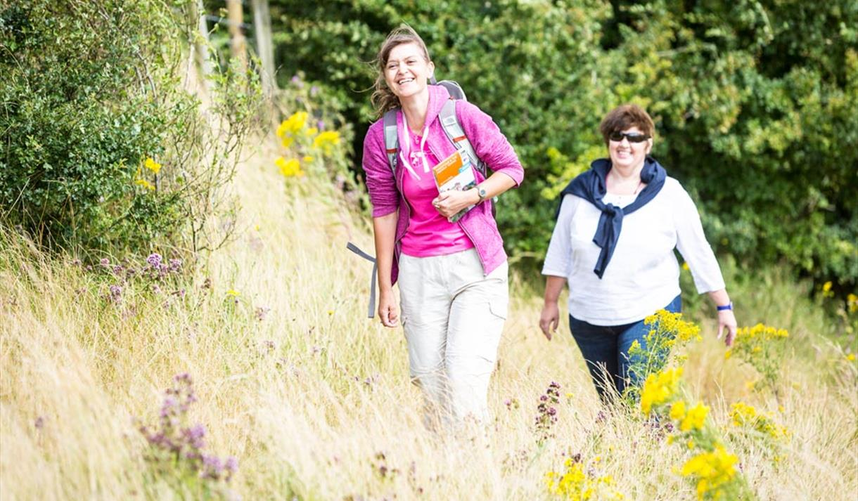 Linton, Loose and Langley Loop and the Greensand Way - Heart of Kent Walking Festival