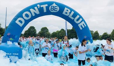 *CANCELLED* Bubble Rush