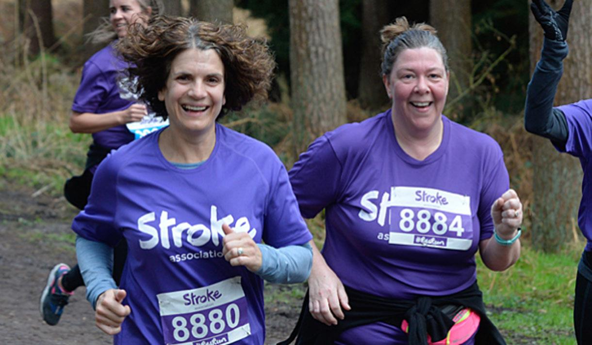 *CANCELLED* The Stroke Association's Resolution Run