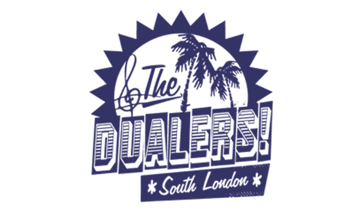 Tyber & Pete from the Dualers return to Mercure Maidstone